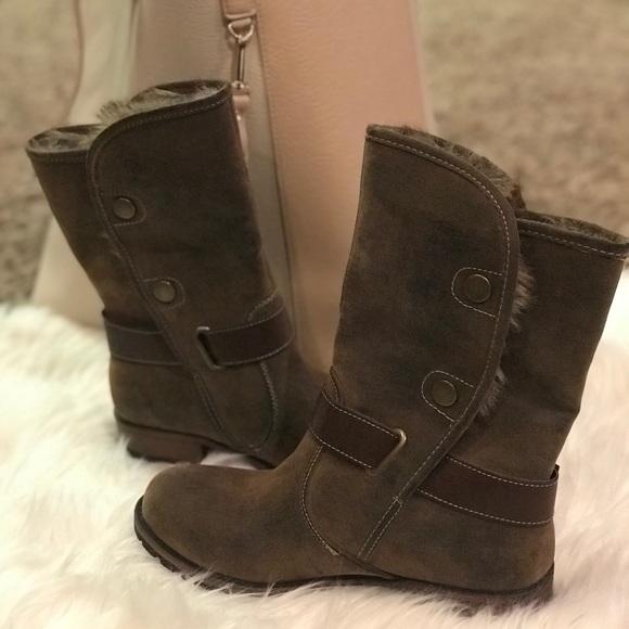 Crown Stiefel Vintage Schuhes   Nwob Stiefel Crown   Poshmark 234518